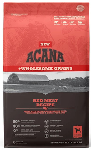 Acana +Wholesome Grains